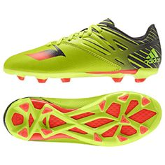 65d7151a9 adidas Youth Lionel Messi 15.3 TRX FG AG Soccer Shoes (Slime)    SoccerEvolution
