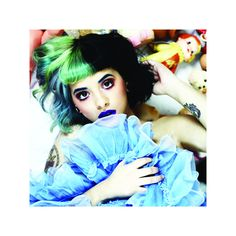 Melanie Martinez ❤ liked on Polyvore featuring icons, melanie martinez and green icons
