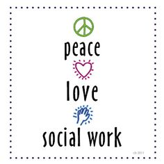 Social work matters in the lives of children and families...30 years of service to a worthwhile profession..