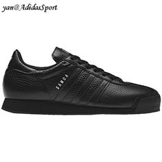 promo code 852e9 d25df For T-adidas Originals Samoa - Men s - Training - Shoes - Black Black