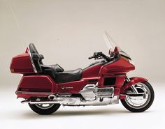 1988 to 2000 Gold Wing GL1500's model timeline... 1992 Honda GL1500 Gold Wing