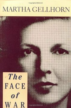 The Face of War by Martha Gellhorn. $12.21. Publisher: Atlantic Monthly Press; Rep Sub edition (January 12, 1994). Publication: January 12, 1994. Author: Martha Gellhorn. Save 32%!
