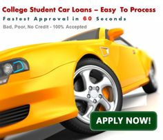 Get the details of student loan for buying a car and get loan at low interest rate