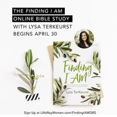 """Are you signed up to join us in our study of the """"I AM"""" statements in the Gospel of John? Finding I Am, Gospel Of John, Online Bible Study, Lysa Terkeurst, I Am Statements, Christian Wallpaper, Bible Studies, Encouragement Quotes, Gods Love"""