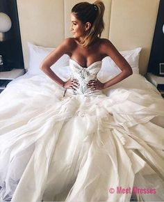 Wedding Dresses,Wedding Gown,Princess Wedding Dresses elegant ball gowns wedding dresses PD20187458