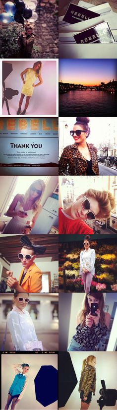 Instagram #1 | Rebelle – Good Clothes for Bad Girls
