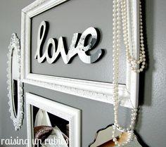 Romantic Bedroom Wall Decor