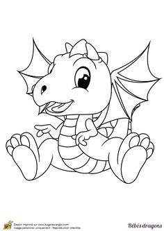 Excellent simple ideas for your inspiration Dinosaur Coloring Pages, Dragon Coloring Page, Cute Coloring Pages, Animal Coloring Pages, Adult Coloring Pages, Coloring Sheets, Coloring Books, Colouring, Outline Drawings