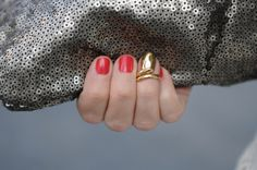 Nail Ring. I want one just like this !