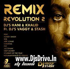 Remix Revolution 2 - Dj Hani & Dj Khalid Ft Dj Vaggy & Stash  - http://www.djsmuzik.com/remix-revolution-2-dj-hani-dj-khalid-ft-dj-vaggy-stash/