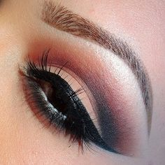 Pretty cat eye - makeupbykrissna