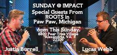 Special Guests TONIGHT! Don't Miss Luke & Justin at IMPACT