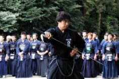 The Swordsman of Samukawa Jinja