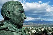 Juárez, cerro del fortín, oaxaca