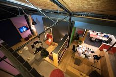 #BlickinsStudio bei Deli Creative Collective aus Hamburg #Postproduction #Digitalproduction #Motiondesign