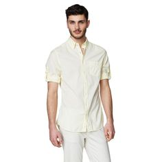 MALIBU MADRAS FITTED BUTTON DOWN SHIRT