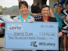 lottery winners, lucky people congrats to all