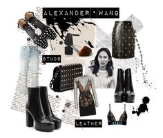 """""""#34 ALEXANDER WANG"""" by ruby-darke on Polyvore featuring Alexander Wang"""