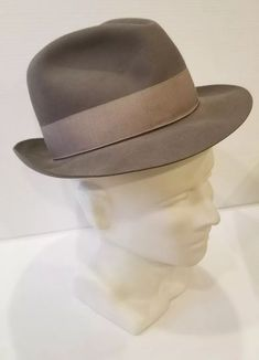 f753593a2a2 Borsalino Hat Torino Alessandria Fedora Made in Italy Size 7  fashion   clothing  shoes
