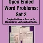 My first set of open ended problems became an overnight best seller. I was asked by many buyers to create more, and they are finally here. I think ...