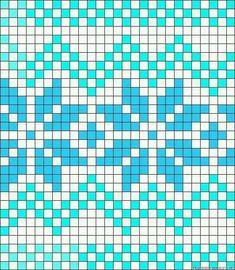 42 Ideas knitting fair isle perler beads for 2019 Tapestry Crochet Patterns, Fair Isle Knitting Patterns, Fair Isle Pattern, Bead Loom Patterns, Knitting Charts, Knitting Designs, Knitting Stitches, Beading Patterns, Cross Stitch Patterns