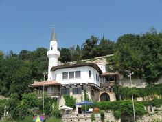 Balcic, Bulgaria - Queen Mary Castle