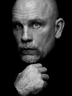 actors - John Malkovich (edit by angels beauty) John Malkovich, Famous Men, Famous Faces, Angels Beauty, Actor John, Actrices Hollywood, Celebrity Portraits, Black And White Portraits, Interesting Faces
