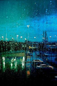 Rain Day ~ By Jon Waz