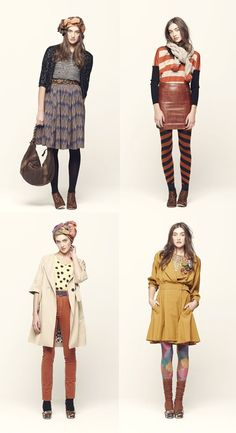 I love the prints and looks from Gorman.