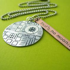 Beautiful Geeky Jewelry from Spiffing Jewelry