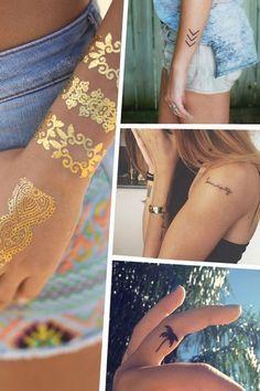 Tattoo-Motive zum Verlieben: Mit diesem Körperschmuck wollen wir uns ewig binden - Tattoo-Motive