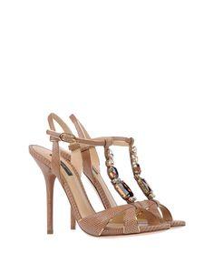 Dolce & Gabbana Sandalen Damen - Sandalen Dolce & Gabbana auf YOOX - 11184845GJ