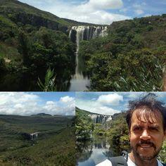 Cachoeira do Bicame em Lapinha da Serra/Santana do Riacho-MG