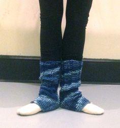 Leg Wamers // Knitted Leg Warmers // Ballet Leg Warmers $20