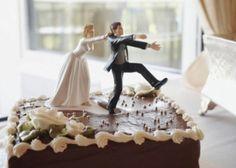 Le torte nuziali più strane