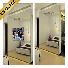 We Offer High Quality Tv Mirror Glass For Application Of Mirror Tv Any Requirement Pls