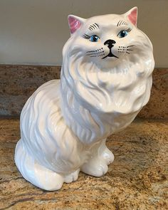 58 best ceramics images on pinterest vintage lamps cat lamp and