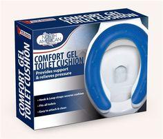 comfort gel toilet cushion Case of 24