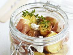 Kartoffel-Schinken-Salat ist ein Rezept mit frischen Zutaten aus der Kategorie Gemüsesalat. Probieren Sie dieses und weitere Rezepte von EAT SMARTER!