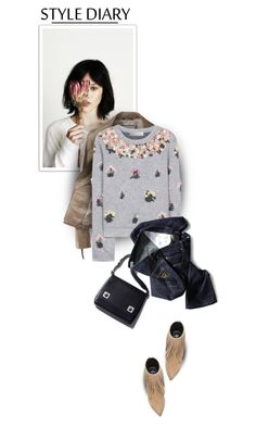 """"""",,,,"""" by anna-anica ❤ liked on Polyvore featuring Valentino, Built by Wendy and Elyse Walker Los Angeles"""