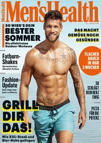 50 geniale Grillrezepte für Ihr BBQ - MEN'S HEALTH Sixpack Training, Health 2020, Workout, Slim, Digital, Sports, Men, Teller, Hummus