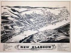 Pictou County Postcards - Vintage Postcards of the Town of New Glasgow, Nova Scotia Annapolis Royal, Port Royal, Vintage Maps, The Province, Historical Maps, Cartography, Nova Scotia, Aerial View, Glasgow