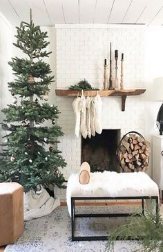 Cozy Minimalist Christmas Home Decor Guide, # Cozy . - Cozy Minimalist Christmas Home Decor Guide - Minimalist Christmas, Minimalist Home Decor, White Home Decor, Diy Home Decor, Rustic Decor, Farmhouse Decor, Modern Farmhouse, Diy Casa, Noel Christmas