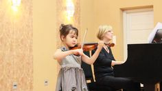 Millies Concertino; violin—See more of this young violinist #from_corpusquartet