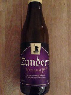 Zundert - trappist. 33cl, 8% Trappistenbrouwerij De Kievit, Klein Zundert. www.zunderttrappist.nl