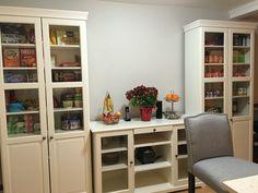 Ikea Liatorp Bookcase Modern Office Study Pinterest