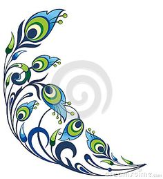 Peacock Feathers Stock Illustrations – 960 Peacock Feathers Stock Illustrations, Vectors & Clipart - Dreamstime