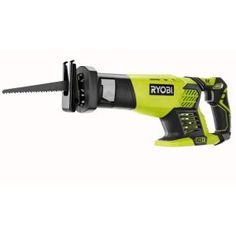 For cutting the window!!!  Ryobi 18-Volt One+ Cordless Reciprocating Saw (Tool Only)-P514 at The Home Depot