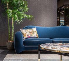 Couch, Sofa, Estilo Retro, Lounge, Furniture, Home Decor, Toque, Love Seat, Blog