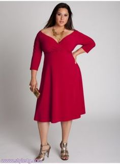 cutethickgirls.com plus size casual dress (30) #plussizedresses
